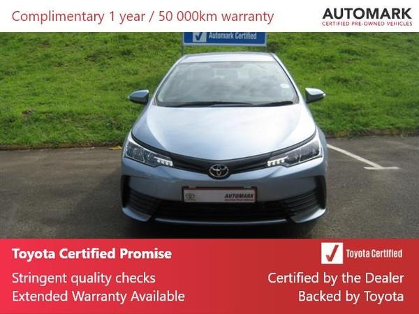 2020 Toyota Corolla Quest 1.8 CVT Kwazulu Natal Stanger_0