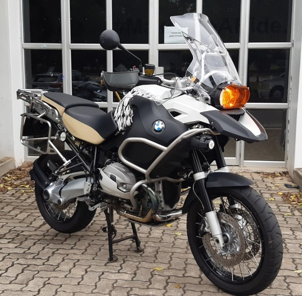 2013 BMW R  1200 Gs Advent Abs Hgrips Western Cape George_0