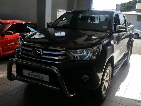 2016 Toyota Hilux 2.8 GD-6 Raider 4X4 Double Cab Bakkie Auto Western Cape Wynberg_0