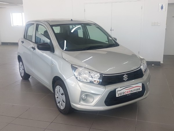 2018 Suzuki Celerio 1.0 GA Kwazulu Natal Pinetown_0