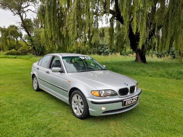 2001 BMW 3 Series 320d Exclusive e46fl  Gauteng Edenvale_0