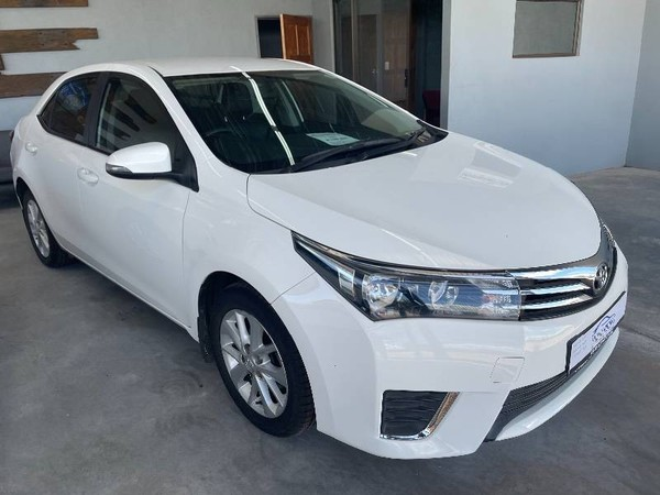 2014 Toyota Corolla 1.6 Prestige CVT Limpopo Louis Trichardt_0
