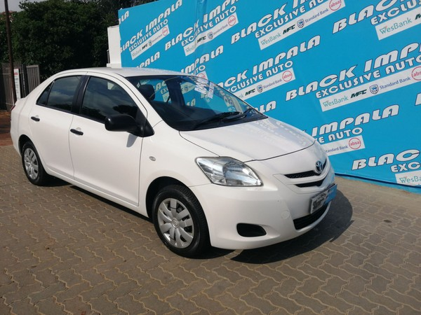 2008 Toyota Yaris T3 Ac  Gauteng Pretoria North_0