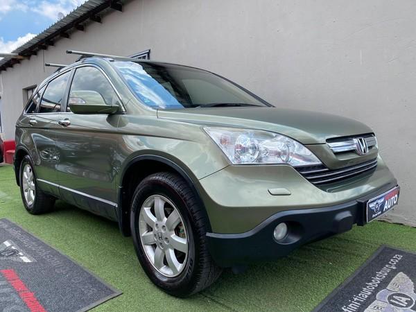 2007 Honda CR-V 2.0 Rvsi  Gauteng Boksburg_0