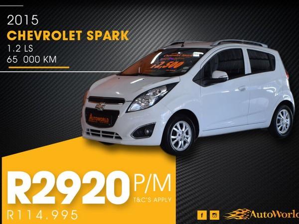 2015 Chevrolet Spark 1.2 Ls 5dr  Western Cape Goodwood_0