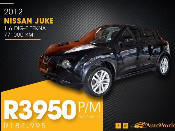 2012 Nissan Juke 1.6 Dig-t Tekna  Western Cape Goodwood_0