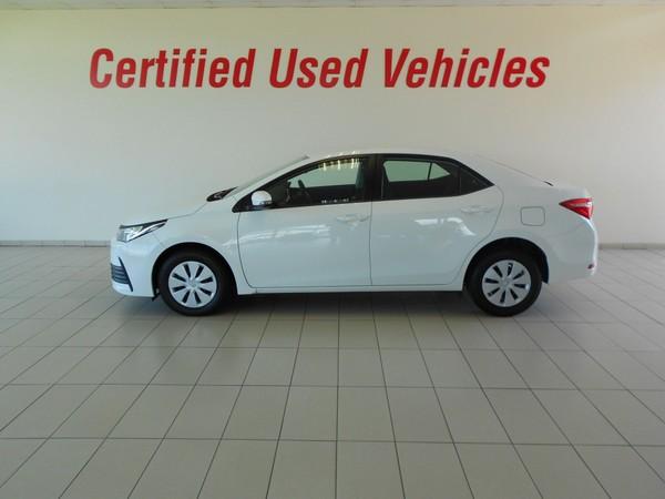 2020 Toyota Corolla Quest 1.8 CVT Gauteng Heidelberg_0