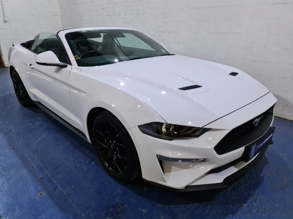 2021 Ford Mustang 2.3 Convertible Auto Western Cape Paarden Island_0