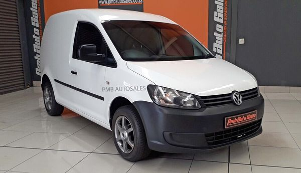 2011 Volkswagen Caddy 1.6i 75kw Fc Pv  Kwazulu Natal Pietermaritzburg_0