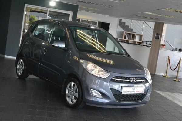 2014 Hyundai i10 1.1 Gls  Gauteng Roodepoort_0