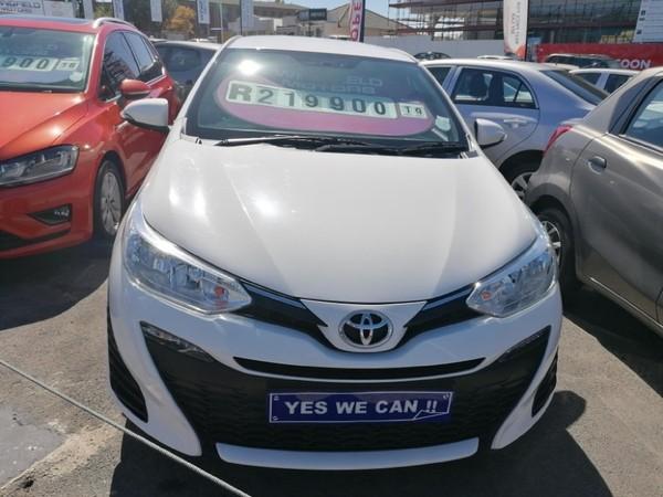 2019 Toyota Yaris 1.5 Xs 5-Door Western Cape Bellville_0