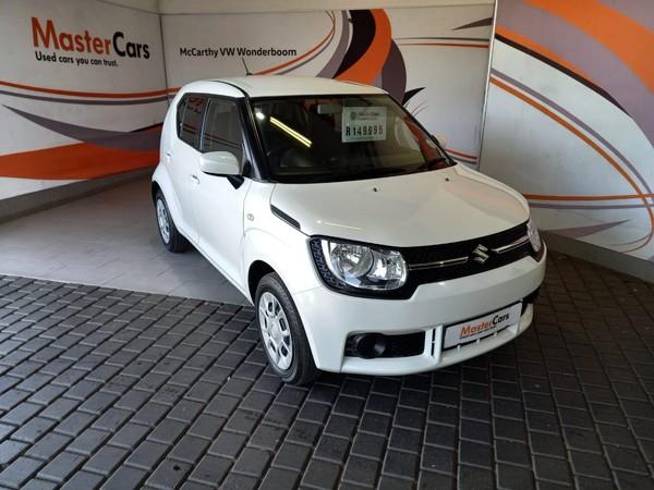 2018 Suzuki Ignis 1.2 GL Gauteng Pretoria_0