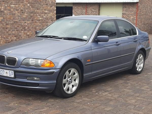 2001 BMW 3 Series 325i e46  Gauteng Kempton Park_0