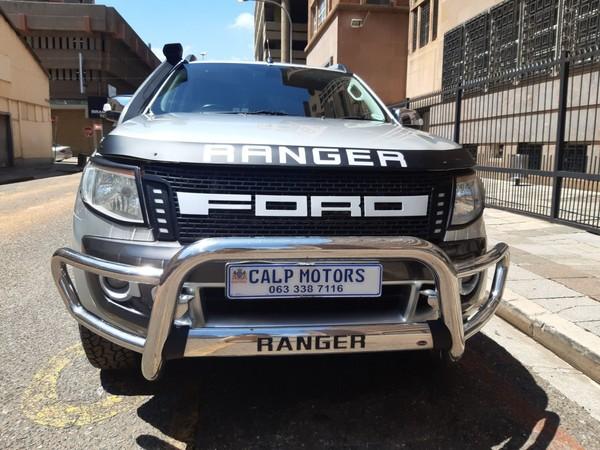 2013 Ford Ranger 3.2TDCi XLT Double Cab Bakkie Gauteng Marshalltown_0