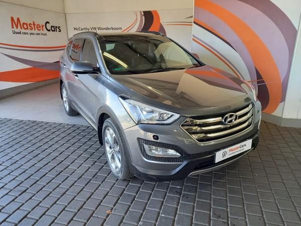 2015 Hyundai Santa Fe R2.2 AWD Elite 7S Auto Gauteng Pretoria_0