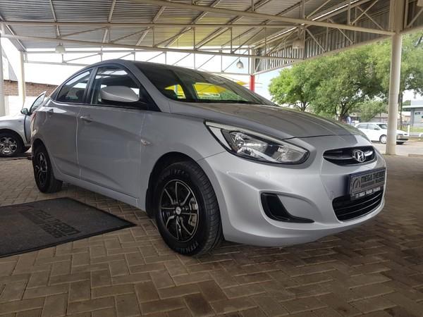 2017 Hyundai Accent 1.6 Gl  North West Province Klerksdorp_0