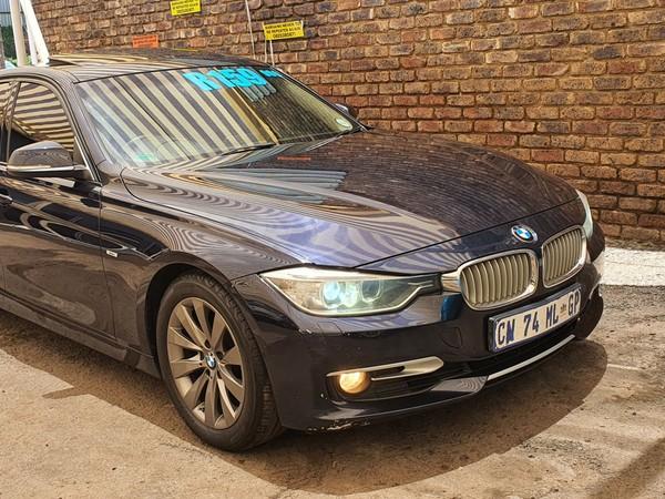 2013 BMW 3 Series 320i Luxury Line At f30  Gauteng Pretoria_0