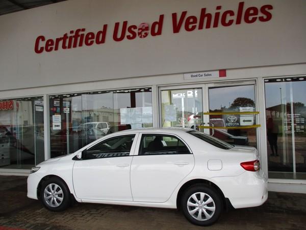2011 Toyota Corolla 1.6 Professional  Limpopo Limpopo_0