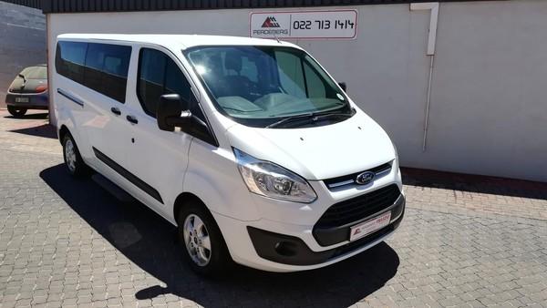 2015 Ford Tourneo 2.2D Trend LWB 92KW Western Cape Vredenburg_0