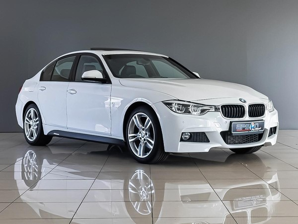 2018 BMW 3 Series 320D M Sport Auto Gauteng Nigel_0