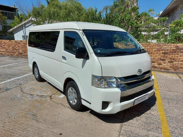 2018 Toyota Quantum 2.7 10 Seat  Western Cape Paarl_0