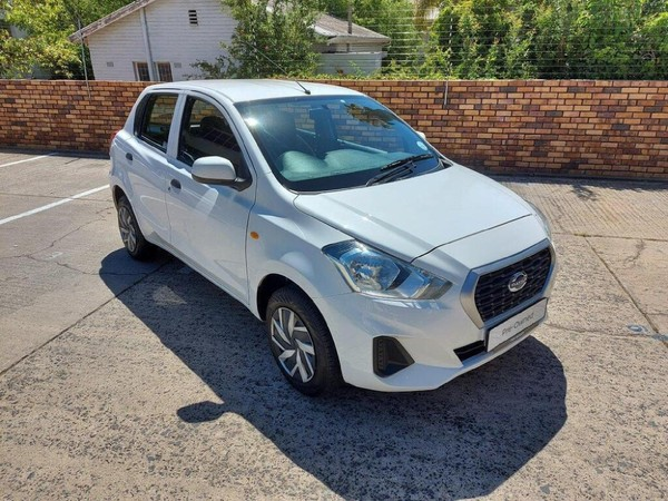 2019 Datsun Go 1.2 MID Western Cape Paarl_0