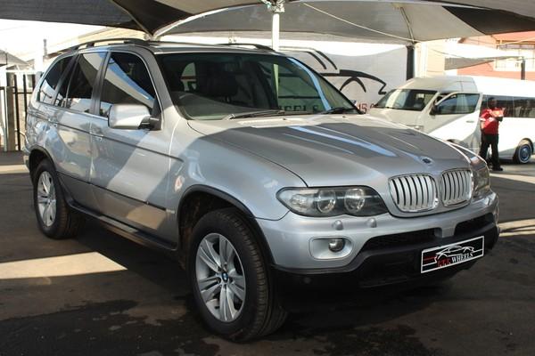 2006 BMW X5 4.4 At  Gauteng Johannesburg_0