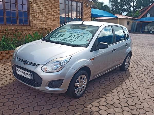 2012 Ford Figo 1.4 Ambiente  Gauteng Krugersdorp_0