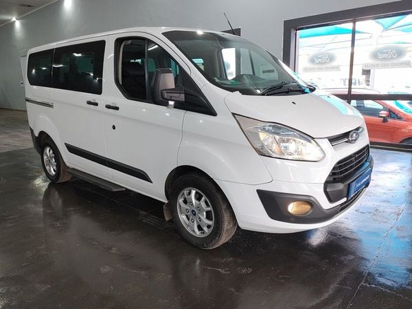 2014 Ford Tourneo 2.2D Ambiente LWB Northern Cape Kuruman_0
