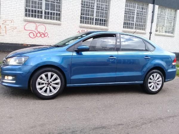 2017 Volkswagen Polo 6 1.4 Comfortline Sedan Manual Gauteng Johannesburg_0