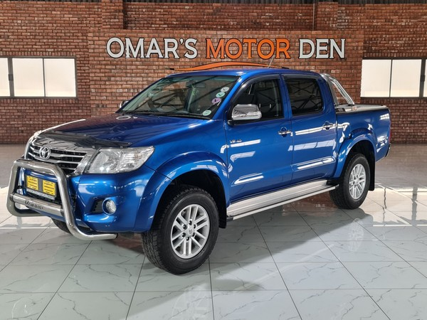 2012 Toyota Hilux 4.0 V6 Raider 4x4 At Pu Dc  Mpumalanga Witbank_0
