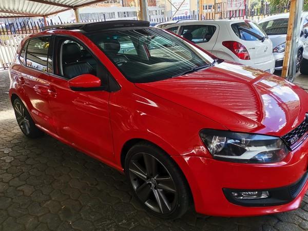 2014 Volkswagen Polo 1.4 Comfortline 5dr  Gauteng Jeppestown_0