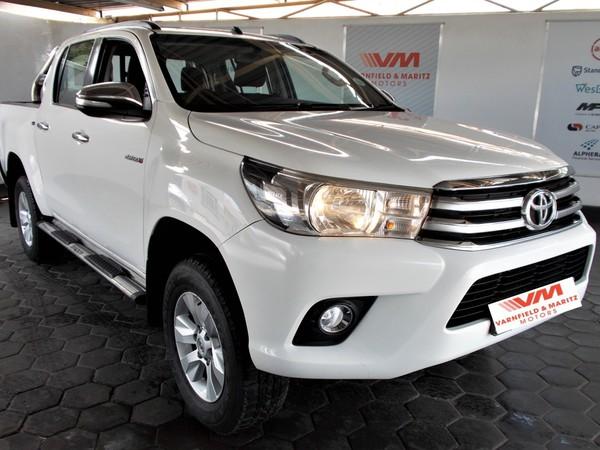 2016 Toyota Hilux 2.8 GD-6 Raider 4X4 Double Cab Bakkie Auto Gauteng Pretoria North_0