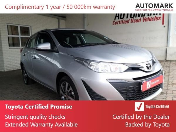 2019 Toyota Yaris 1.5 XS Auto 5-dr Eastern Cape King Williams Town_0