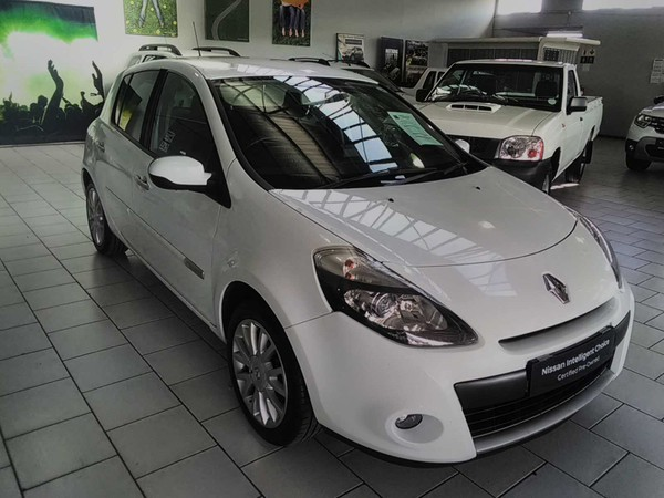 2010 Renault Clio Iii 1.6 Dynamique 5dr  Northern Cape Kimberley_0