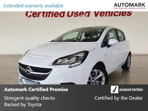 2019 Opel Corsa 1.0T Ecoflex Enjoy 5-Door 66KW North West Province Klerksdorp_0