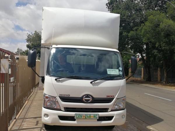 2018 Hino 300 814 Lwb az3 Fc Cc  Gauteng Pretoria_0