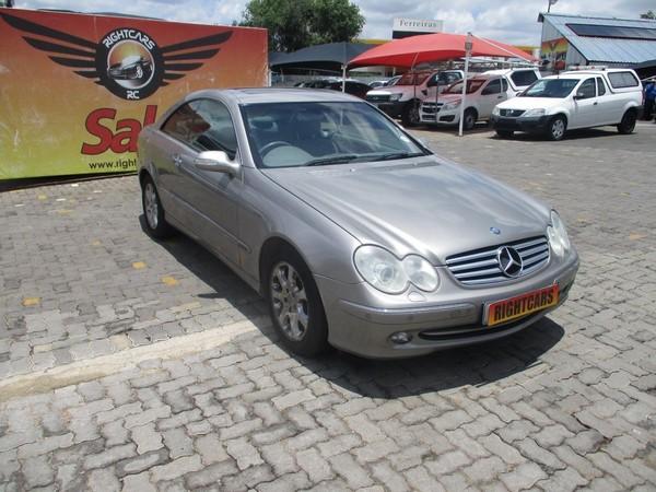 2003 Mercedes-Benz CLK-Class Clk 320 Coupe At  Gauteng North Riding_0
