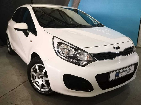 2013 Kia Rio 1.2  5dr  Western Cape Somerset West_0