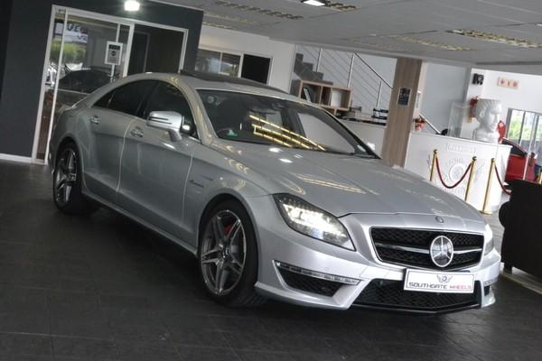 2012 Mercedes-Benz CLS-Class Cls 63 Amg  Gauteng Roodepoort_0
