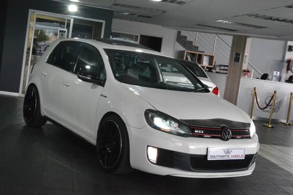 2010 Volkswagen Golf Vi Gti 2.0 Tsi Dsg  Gauteng Roodepoort_0