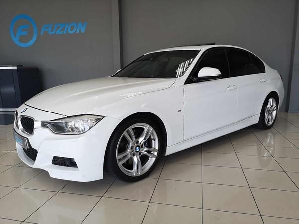 2013 BMW 3 Series 320i M Sport Line f30  Western Cape Kuils River_0