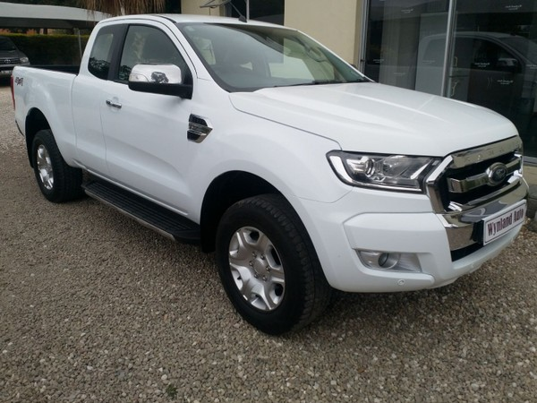 2018 Ford Ranger 3.2TDCi XLT 4X4 AT PU SUPCAB Western Cape Worcester_0