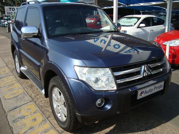 2007 Mitsubishi Pajero 3.2 Di-dc Gls Swb At  Gauteng Pretoria_0