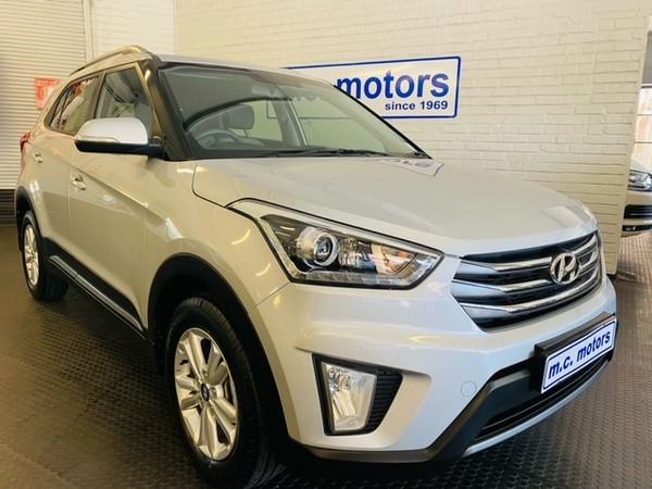 2018 Hyundai Creta 1.6D Executive Auto Western Cape Cape Town_0