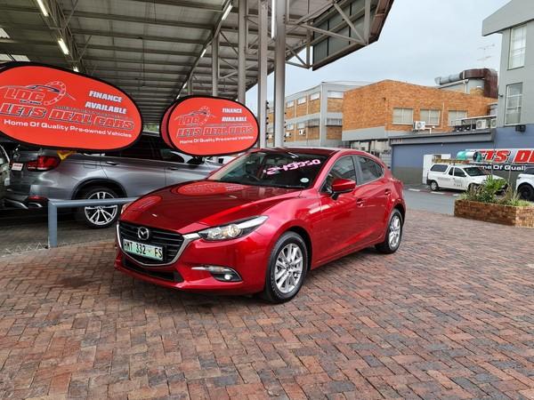 2018 Mazda 3 1.6 Dynamic 5-Door Gauteng Vereeniging_0