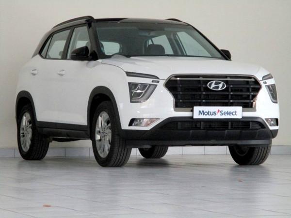 2021 Hyundai Creta 1.4 TGDI Executive DCT Western Cape George_0