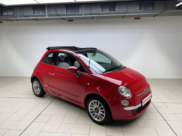 2013 Fiat 500 1.4 Cabriolet  Western Cape Cape Town_0