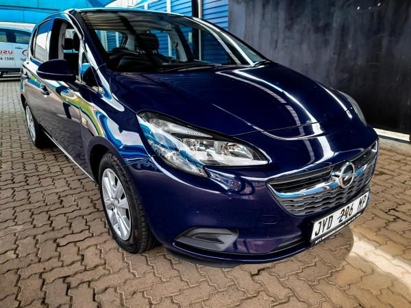 2017 Opel Corsa 1.0T Ecoflex Essentia 5-Door Limpopo Louis Trichardt_0