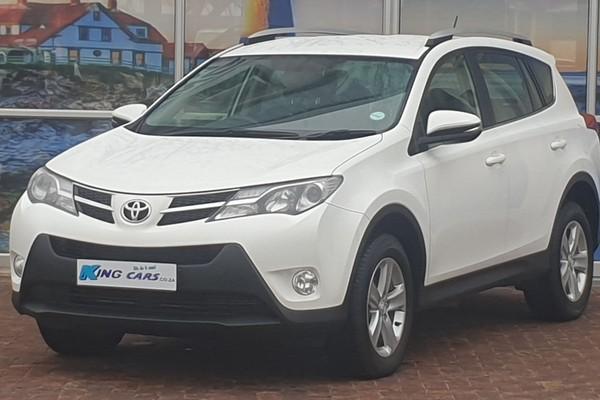 2013 Toyota Rav 4 2.2D-4D GX Eastern Cape Port Elizabeth_0
